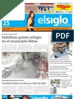 Edicion Martes 25-09-2012 Vic