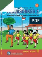 BukuBse.belajarOnlineGratis.com Penjasorkes Kelas 2 Sd Mi 0