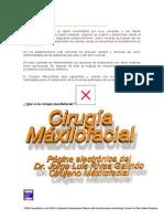 cirujia maxilofacial