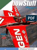 Air Show Stuff Magazine - Dec 2010