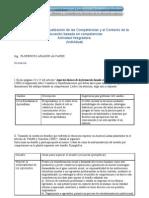 COMPETENCIAS DOCENTES DE LA EDUCACIÓN SUPERIOR
