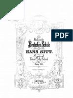 Hans Sitt Viola School