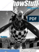 Air Show Stuff Magazine - Jul 2011