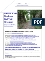2 town meeting articles from friends of the needham rail trail greenway