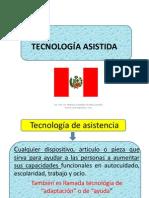 TECNOLOGIA ASISTIDA-ADAPTACIONES