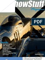 Air Show Stuff Magazine - Sep 2011