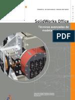 SolidWorks - Técnicas avanzadas de modelado de piezas