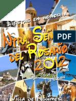Fiestas Del Rosario 2012