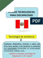 Ayudas Tecnologicas Para Discapacitados