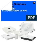Motorola Solutions WING 5.4 Access Point System Reference Guide (Part No. 72E-167626-01 Rev. a) 16762601a