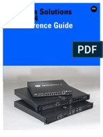 Motorola Solutions WING 5.4 Wireless Controller CLI Reference Guide (Part No. 72E-167625-01 Rev. a) 16762501a