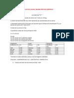 Calculos de Caudal Maximo Mc Math