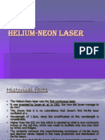 87176 20041 Helium Neon Laser
