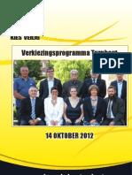 Programma Vlaams Belang Turnhout