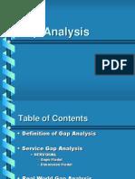 GapAnalysis