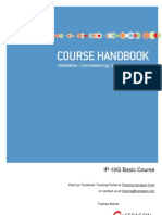 IP 10G BASIC Course Handbook v3.1