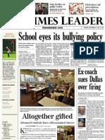 Times Leader 09-25-2012