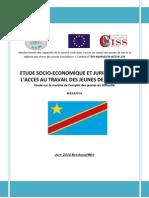 Ricerca sociale, economica e giuridica sul lavoro minorile e sui diritti dei giovani lavoratori di Kinshasa