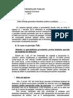 2012 02 10 Circulara Mfp Tva Impozit Profit