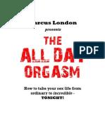 All Day Orgasm