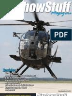 Air Show Stuff Magazine - Sep 2012