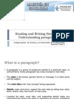 U2 Understanding Paragraphs