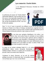 Il Ne Faut Pas Emmerder Charlie-Hebdo