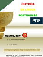 Historia Da Lingua
