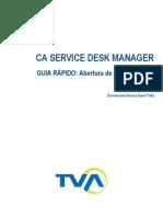 Manual Atendimento Usuário - TVA