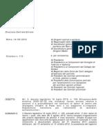 Circolare INPS Numero 113 Del 14-09-2012