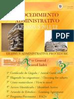 Erasmus presentación 28 sept