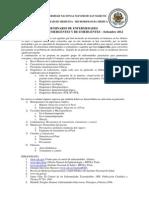 SEMINARIO INFECCIONES PARASITARIAS-2012