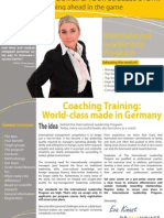 International Leadership Programm (English Version)