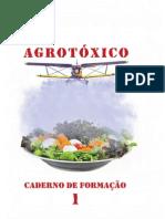 Caderno de Formação 1 da Campanha Permanente Contra os Agrotóxicos e Pela Vida