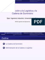 01-Introduccion a La Logistica