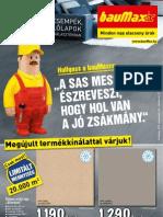 akciosujsag.hu - Baumax, 2012.09.20-10.16