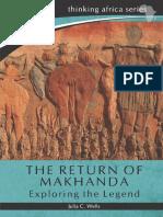 The Return of Makhanda