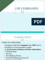 Company Law -Class II