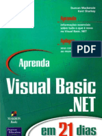 Aprenda Visual Basic .NET Em 21 Dias [Duncan Mackenzie - Kent Sharkey]