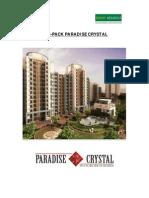 Ansal API Paradise Crystal New Tower Sushant Serene Residency Greater Noida