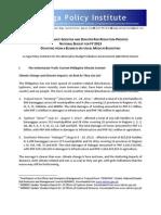 09.07.2012 ABI-EnVI Ensuring a CC-Sensitive and DRR-Informed 2013 National Budget