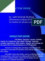 Varactor Theory