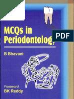 Mcq in Periodontics