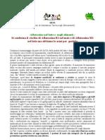 Tx_scribdAflatossine_ Risultati Monitoraggio Al 24-9-12