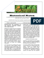 Botanical Notes 4