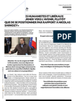 "Fausse Interview de ""Luc Chatel"" par Atlantico"