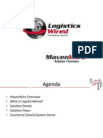 LogisticsWired Solution Overview