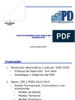 FernandoJimenez-Politica Economica en El Marco Del PND