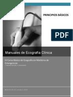 Principios básicos de ecografía clínica