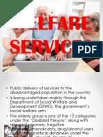 Welfare Services